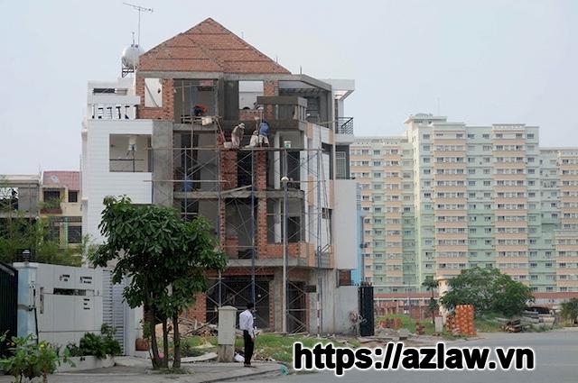 Cấp giấy phép xây dựng nhà ở riêng lẻ