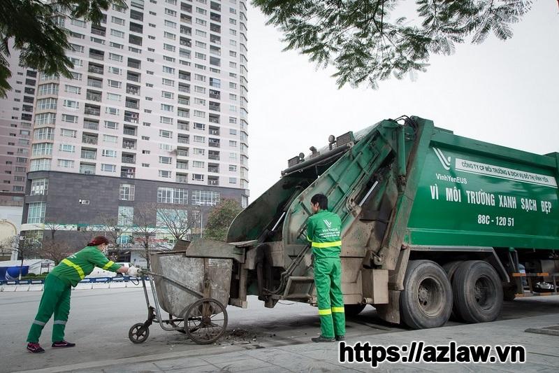 Thành lập công ty môi trường