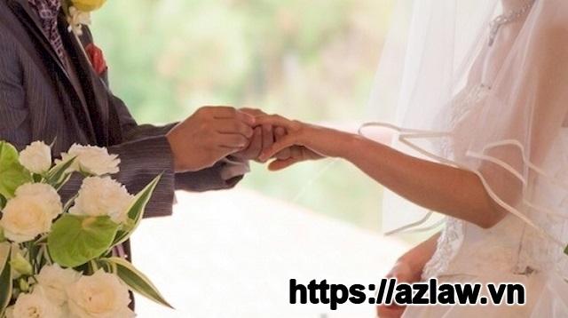 Trình tự thủ tục đăng ký kết hôn tại UBND xã, phường