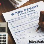 Xin cấp giấy phép lao động (work permit)