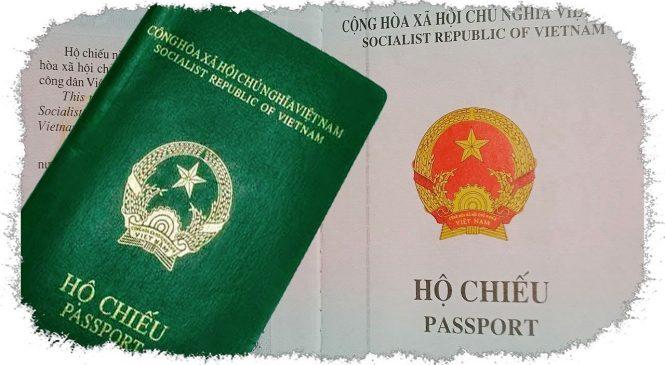 Thủ tục cấp hộ chiếu lần đầu