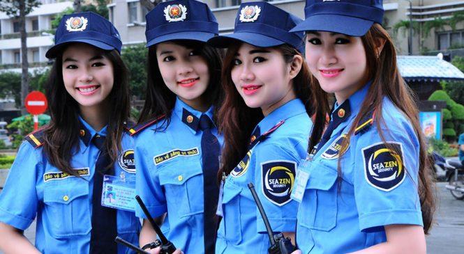 Thành lập công ty kinh doanh dịch vụ bảo vệ