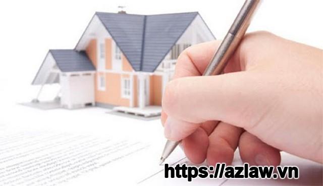 Mua bán nhà đất bằng giấy viết tay