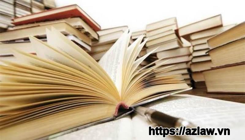 Đăng ký kinh doanh phát hành sách (xuất bản phẩm)