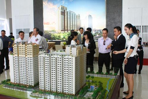 Thành lập sàn giao dịch bất động sản
