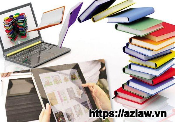 Giấy phép kinh doanh nhập khẩu xuất bản phẩm